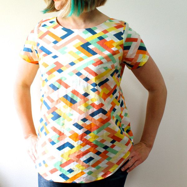 Made by Rae - Beatrix Top | Top Pattern