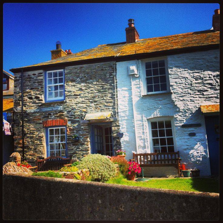 #Port Isaac #cornwall #cottages seaside