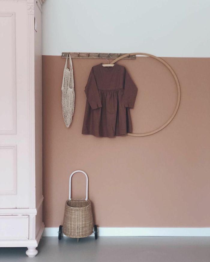1001 Ideen Fur Bilder Fur Wandfarbe Altrosa Die Modern Und Stylisch Sind In 2020 Wandfarbe Kinderzimmer Wandfarbe Altrosa Wandfarbe