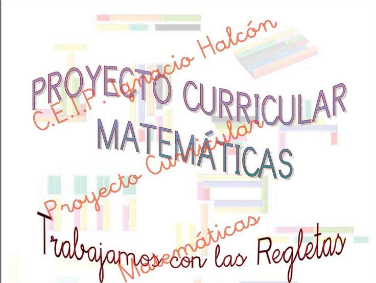 Secuencia Didáctica con las Regletas en Infantil CEIP Ignacio Halcón (Lebrija)