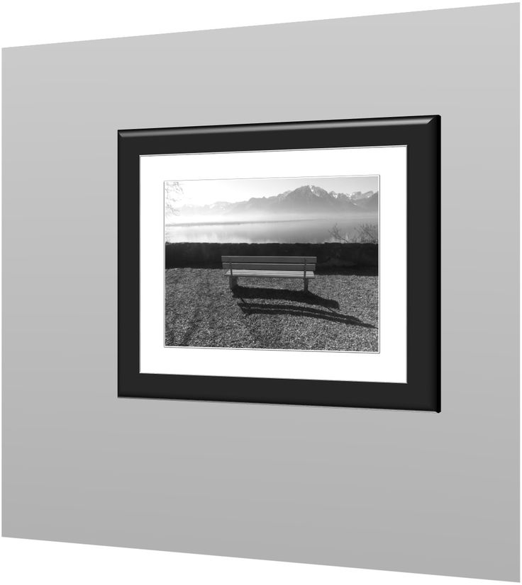 Silence in the Alps. This is how it looks on a wall.  Fine Art Photography. Limited Edition. No.2 out of 15 available #moderninterior #wallart