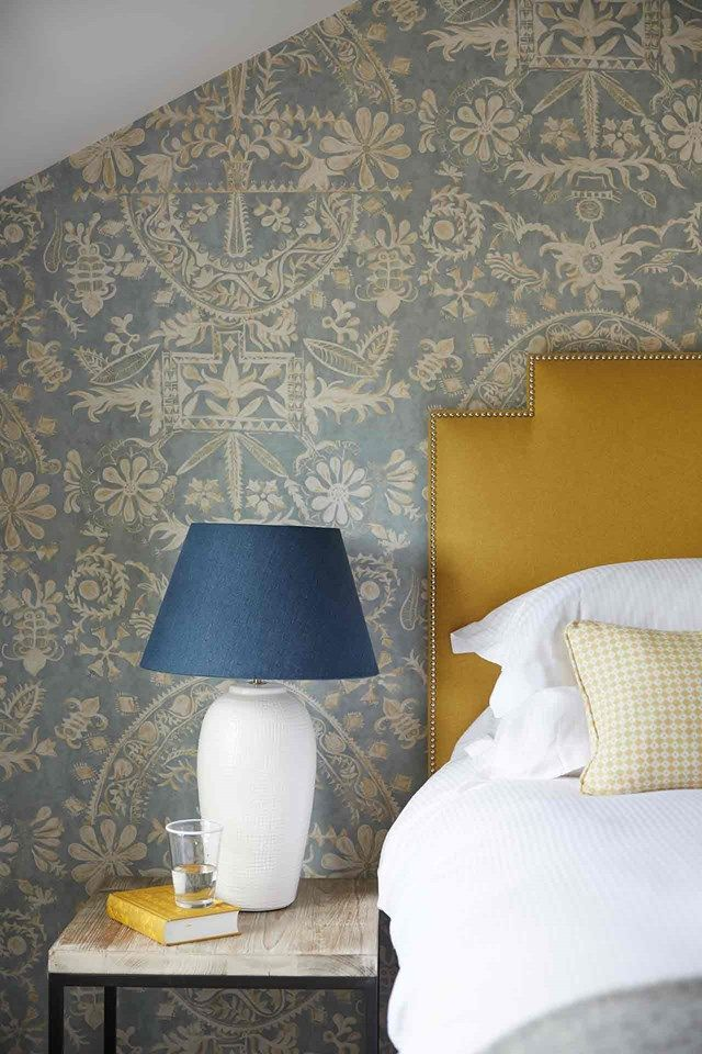 Hotel: The Pheasant Inn, Berkshire | Travel (houseandgarden.co.uk)