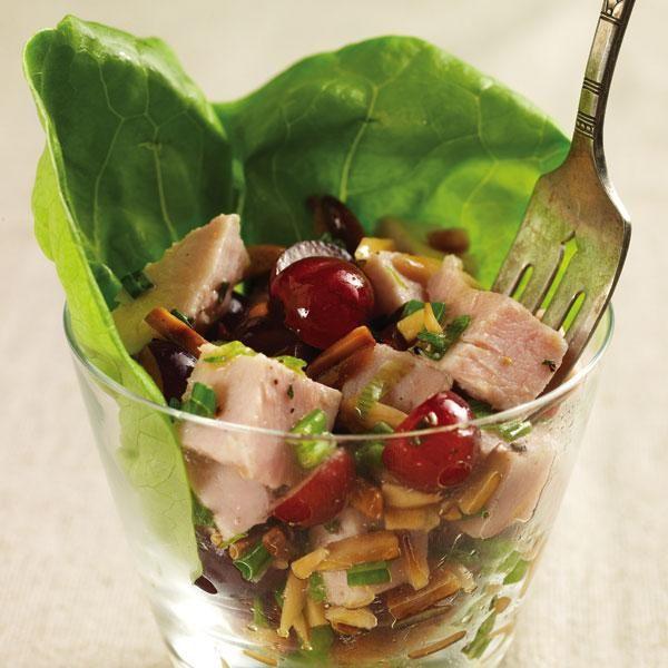 Tarragon Turkey Salad | Lunch | Pinterest