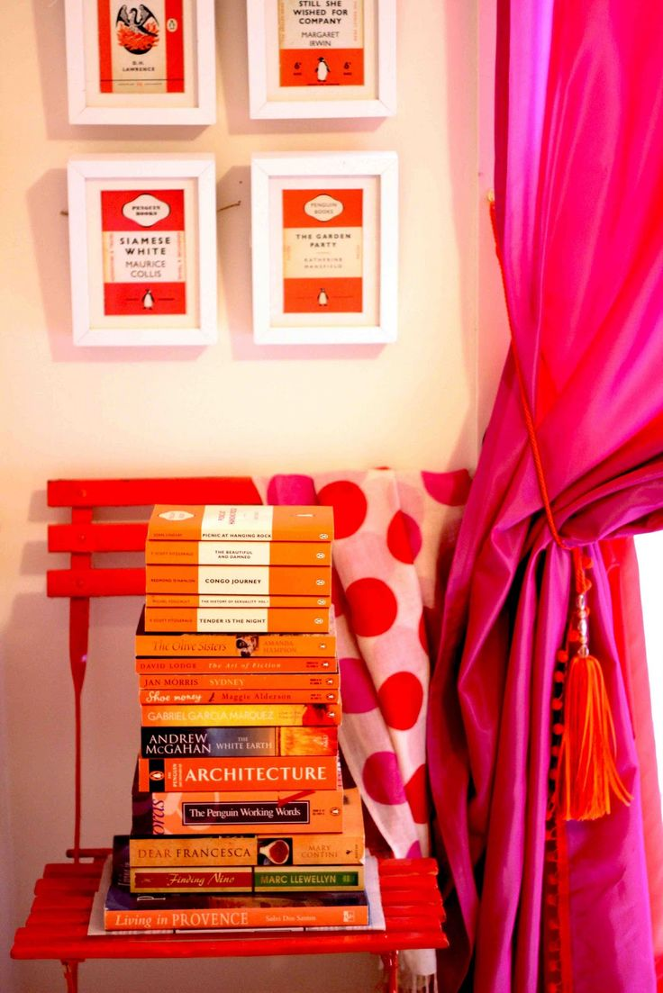 192 best orange and pink rooms images on pinterest | home, pink