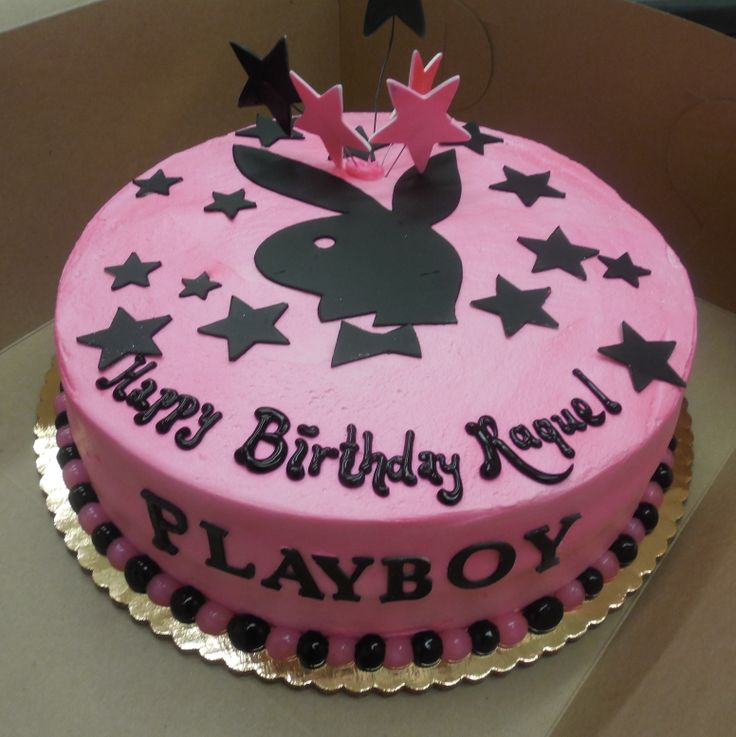 Playboy Cake Design : 17 Best images about Adult themed Cakes on Pinterest ...