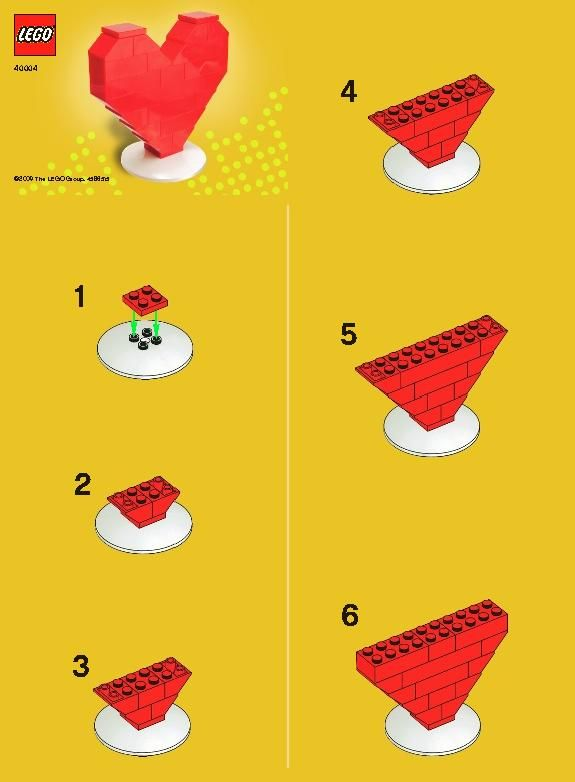 592 best diy images on pinterest bricolage cool things and easy lego valentine instructions nice project to do with the kids solutioingenieria Image collections