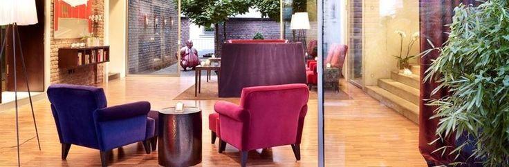 Herzlich Willkommen im The New Yorker Design Hotel in Köln