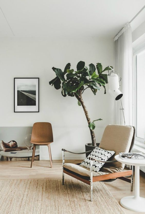 7 Ways To Decorate Your Tiny Living Room Corners - Wit & Delight