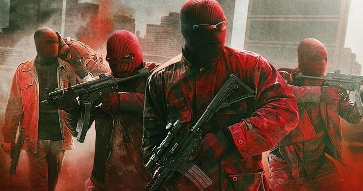 'Triple 9' Red Band Trailer Starring Kate Winslet & Woody Harrelson -- Woody Harrelson and Aaron Paul lead an all-star cast in the first trailer for 'Triple 9', following a group of corrupt cops. -- http://movieweb.com/triple-9-movie-trailer-red-band/