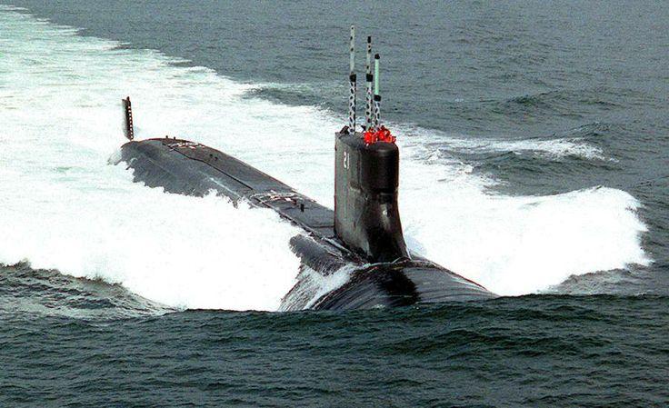 Seawolf class submarine Pictures, Seawolf class submarine Image ...