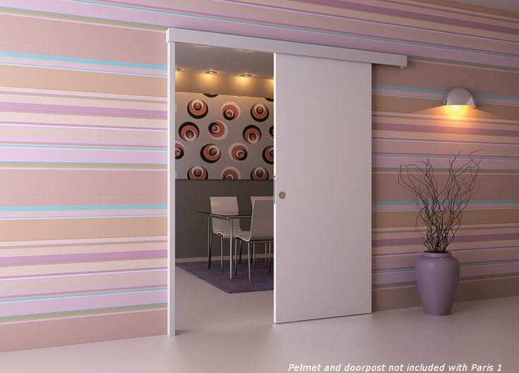 A wall mounted sliding door kit with 2m anodised aluminium track and smooth sliding runners for the fantastic price of …