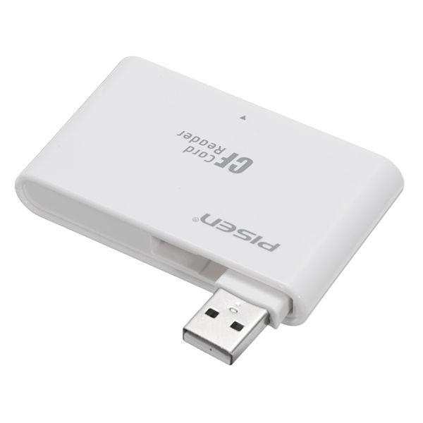 Pisen original, profesional de alta velocidad de la tarjeta CF transmisión lector de tarjetas USB