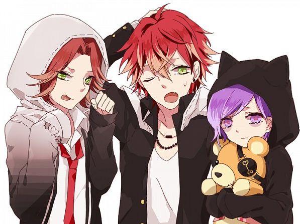 Raito, Ayato, Kanato