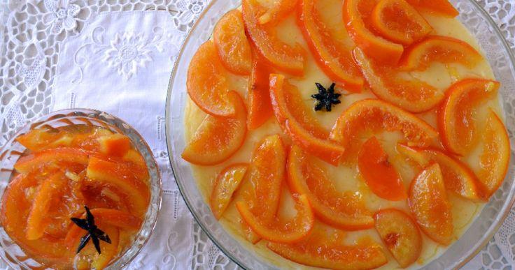 Μαλεμπί πορτοκαλιού