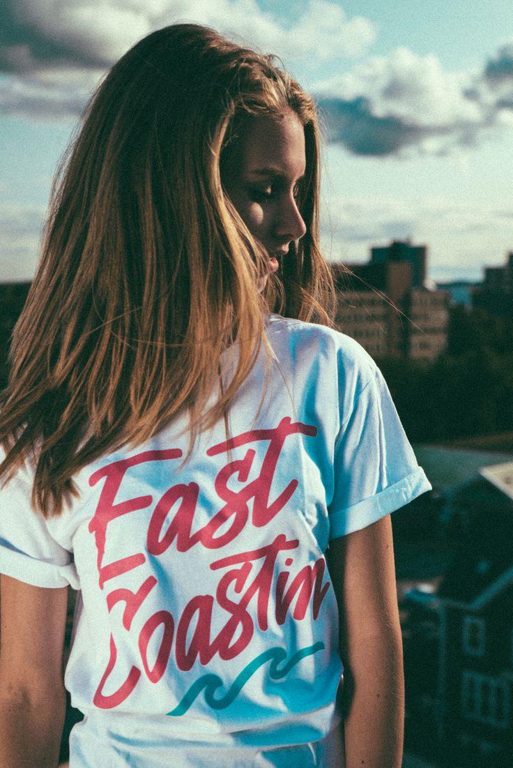 East Coastin' Tee's now available! www.eastcoastlifestyle.com