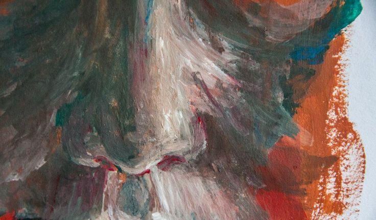Study of nose by Julie Čermáková