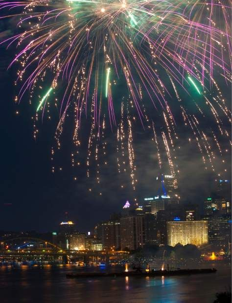 july 4th 2015 pittsburgh