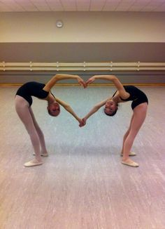 Why dance friends make the best friends.