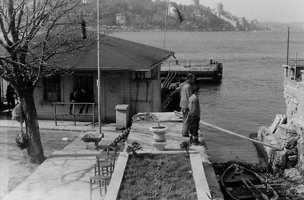 Kandilli İskelesi (1960'lı yılların sonu) #istanlook #nostalji #birzamanlar