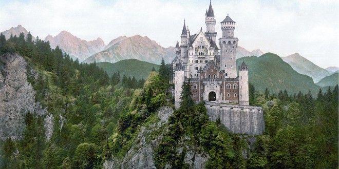15 nejkrásnějších hradů a zámků světa