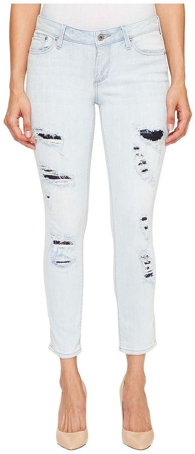 Lucky Brand Lolita Capri Jeans in Bridge City Women's Jeans
