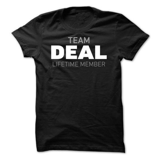 Team Deal T Shirts, Hoodies. Get it now ==► https://www.sunfrog.com/Names/Team-Deal-cyden.html?57074 $19