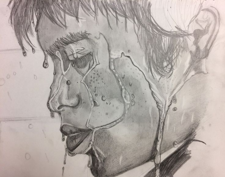 Hilary, individual interpretation of an art resource for the A level Personal Investigation Project. St Marys Catholic High School.