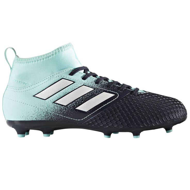 adidas Ace 17.3 FG jr voetbalschoenen  Description: Word de meester van het spel en speel iedereen weg. Laat zien wat je in huis hebt met deze ACE voetbalschoenen voor jongens. Deze voetbalschoenen bevatten een 3D Control Skin-bovenwerk wat zorgt voor nauwkeurige controle. Deze schoenen hoef je niet in te lopen. Onder de schoen zitten de TOTAL CONTROL-noppenconfiguratie waardoor je op hoge snelheid optimale stabiliteit behoudt. Deze schoenen zijn ontworpen voor stevige ondergronden.  Price…