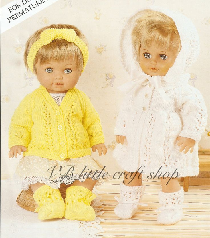 Contemporary Doll Clothes Knitting Patterns Image Blanket Knitting