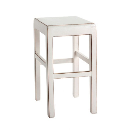 I pinned this Charleston Barstool in White from the Coastal Christmas event at Joss and Main!