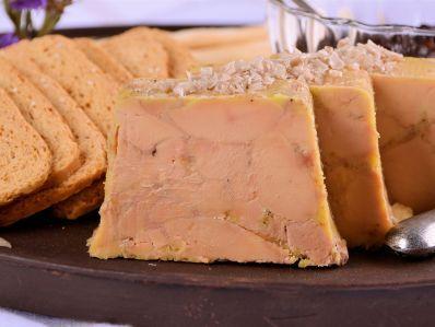 Receta | Micuit de foie y mermelada de ciruelas pasas - canalcocina.es