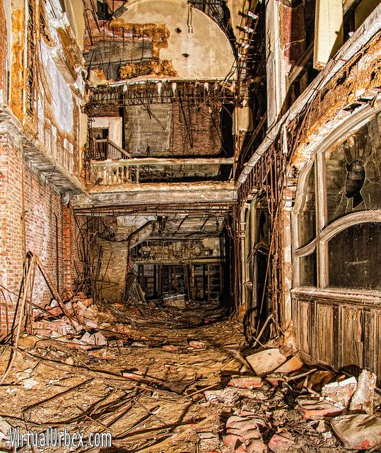 395 Best Images About Abandoned Theaters On Pinterest