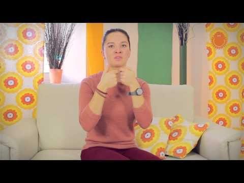 Упражнения для носогубного треугольника - YouTube