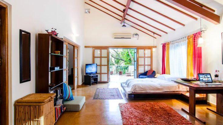 Little Paradise Cottage / Assagao, near Bardez, North Goa, Goa, India