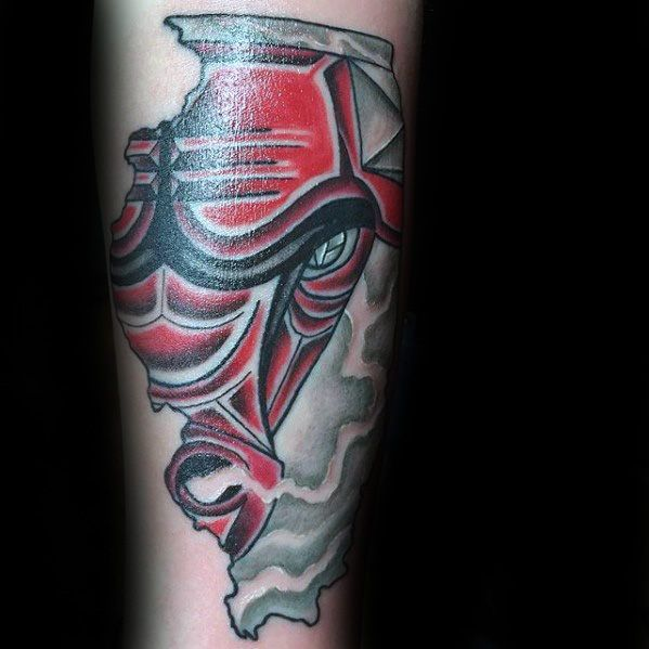 50 Chicago Bulls Tattoo Designs For Men Basketball Ink Ideas Tattoo Designs Men Bull Tattoos Chicago Bulls Tattoo