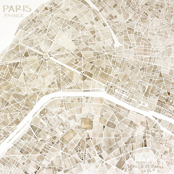 Paris France Art Print
