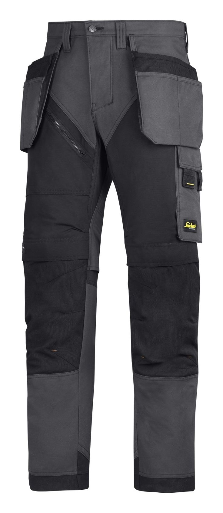 These #RuffWork trousers come in four different colors; black, navy, petrol and this steel grey color. What color do you prefer for your #workwear?