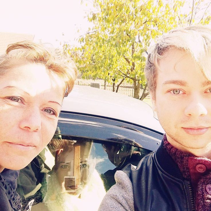 Mom anf sis #VikincA #mom #mam #anya #teso #ösz #autumn #sun #halloween #huawei #blonde #blueeyes #love #family #country #countryside #instagood #család