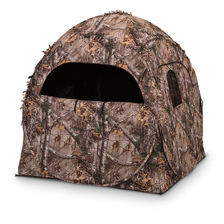 Ameristep® Doghouse® Blind, Realtree Xtra®