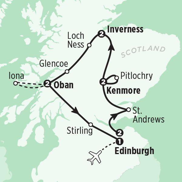 Scotland Tour: Best of Scotland in 10 Days | Rick Steves 2017 Tours