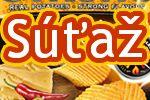 Súťaže, zdieľačky, kupóny, zľavy.: Chipsy Lay's