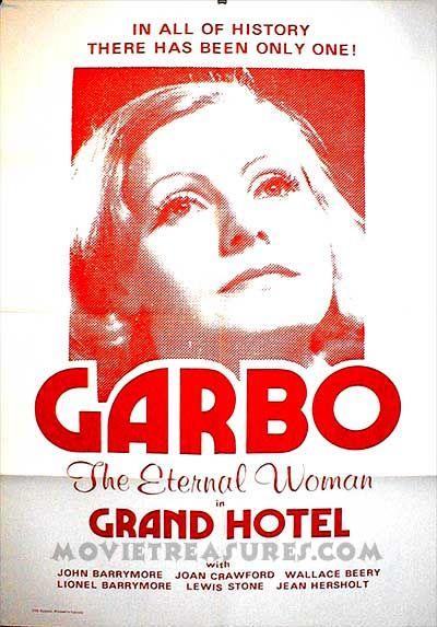 greta garbo movie posters | Greta Garbo