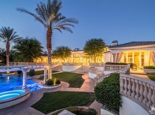 View 54 photos of this $9,995,000, 7 bed, 9.0 bath, 17870 sqft single family home located at 1 Saint Petersburg Ct, Rancho Mirage, CA 92270 built in 2007. MLS # 217026244.