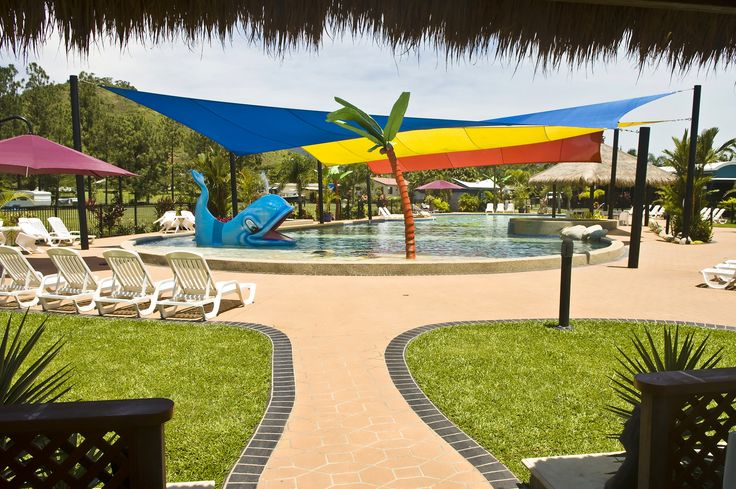 TOURIST AND CARAVAN PARKS FINALIST From QLD - Cairns Coconut Holiday Resort #Queensland #Australia #QATA2014