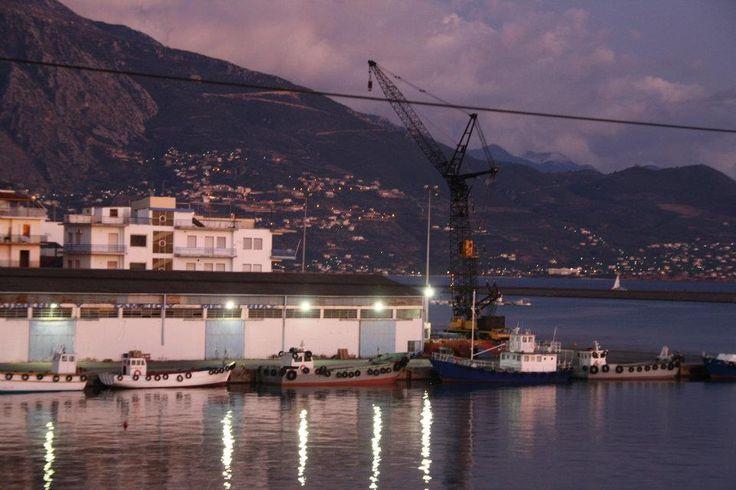 Καλαμάτα - Παλιό εμπορικό λιμάνι