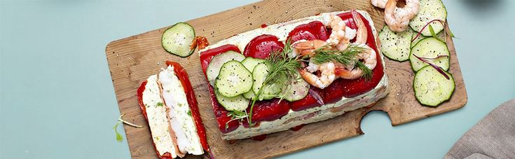 Checkers - Better and Better | Cold Smoked Salmon Prawn Terrine