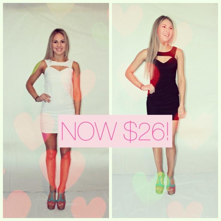 Vegas Dress now $26!