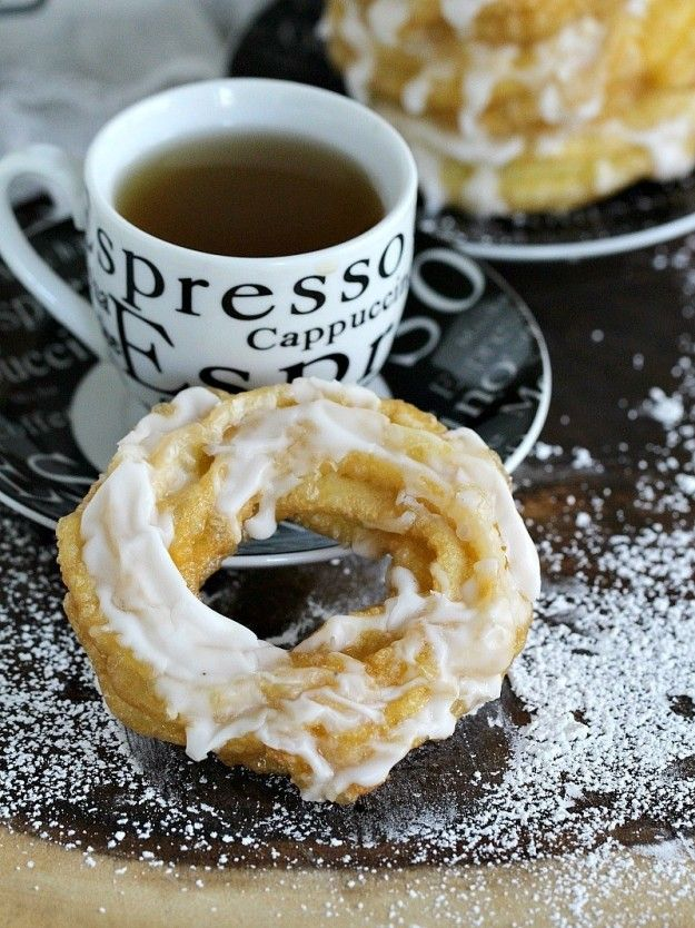 Dunkin Donuts French Cruller Copycat | Community Post: 17 Irresistible Foods That Are Totally Worth The Sticky Fingers