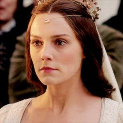 Becoming a Medici. Annabel Scholey as Contessina de' Bardi in Medici: Masters of Florence