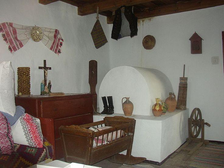 Székely traditional leaving room - Székelyföld – Wikipédia